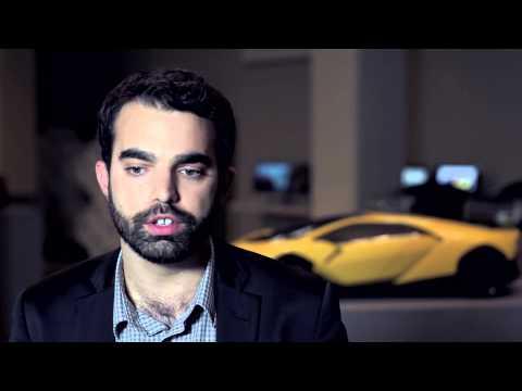 SPD Milano  – Lamborghini project – Master Car Design, alumni