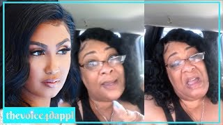"Queen Naija Mom ""G0ES 0FF"" Again After Queen Attends BET AWARDS"