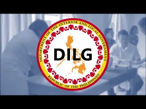 DILG STRATEGIC DIRECTION AUDIO VISUAL PRESENTATION