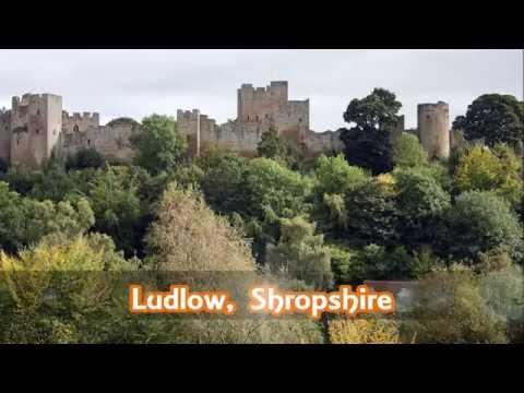 LUDLOW, Shropshire, England