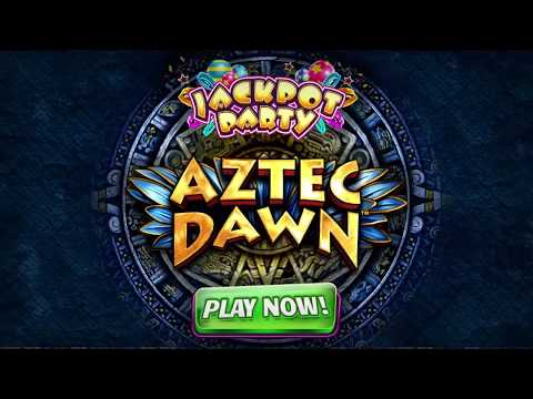Aztec Dawn - Jackpot Party Casino Slots