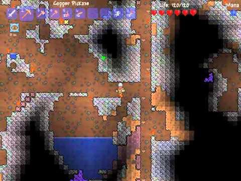 Terraria Mongol gameplay part 19 : Green vs Yellow