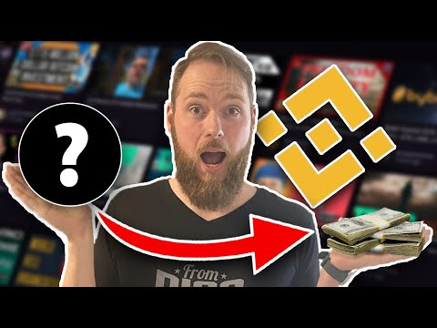 Binance Tutorial 2021: How To Sell Crypto For Cash On Binance ????