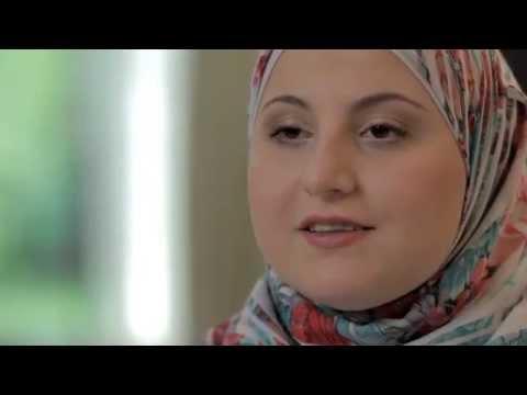 دانيا بعد مقابلة شيف ليلى - عروستنا2 - حلقة1