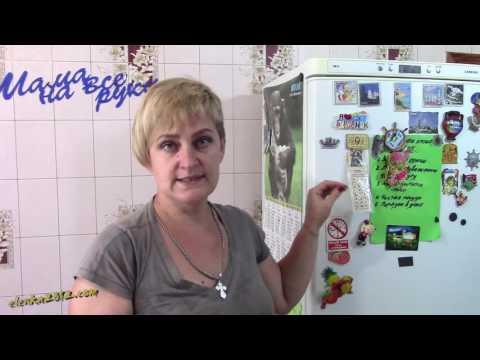 Почему холодильник не отключается и течет, как я сама все исправила