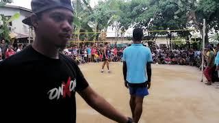 Maming vs Amin Amin single kill/block penentuan siapa king sabah!!!