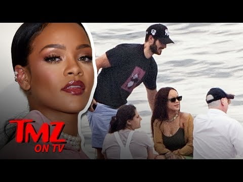 Rihanna Vacations In Italy With Her Boyfriend! | TMZ TV