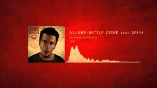 Allame - Battle Crime feat. Derya (Official Audio)