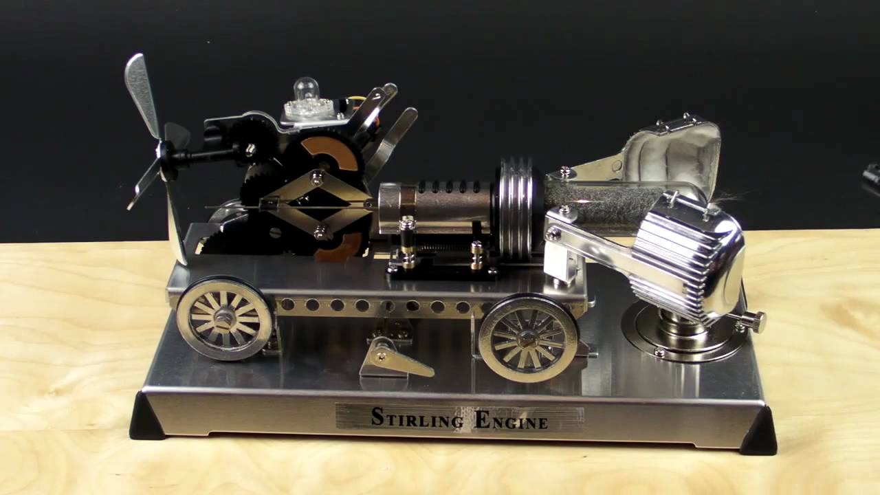 How-To Tuesday: Teacup Stirling engine | Make:
