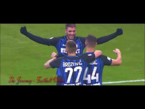 Davide Santon vs Chievo Verona - (03/12/2017) 17/18 Serie A HD