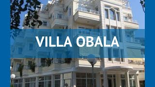 VILLA OBALA 3* Черногория Бечичи обзор – отель ВИЛЛА ОБАЛА 3* Бечичи видео обзор