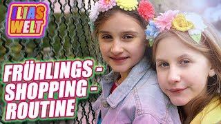 ILIAS WELT - Frühlingsshopping Routine