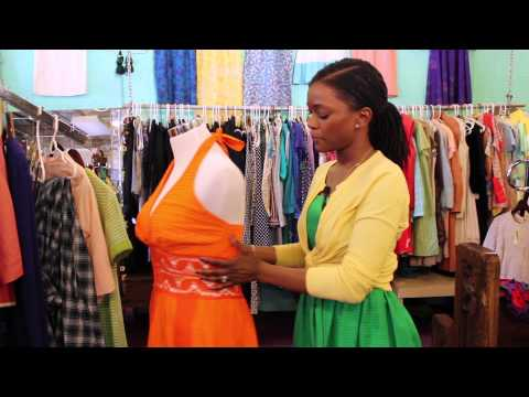How to Identify & Date Vintage Clothing : Vintage Style