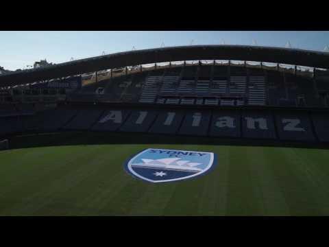 Sydney FC's New Logo | Sydney FC