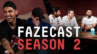 FaZeCast - SEASON 2 (Missile Threat, Logan Paul, NY Memories & Dogs)