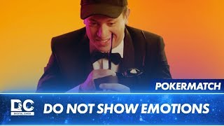 """New faces of Pokermatch. """"Do not show emotions"""""""