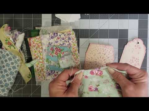 Simple Fabric Tags