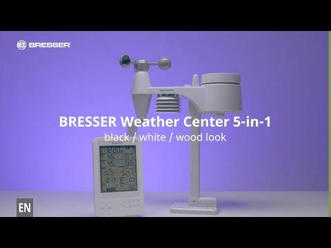 BRESSER Weather Center 5-in-1