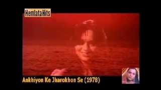 Hemlata - Ankhiyon Ke Jharokhon Se (Sad) Part 3