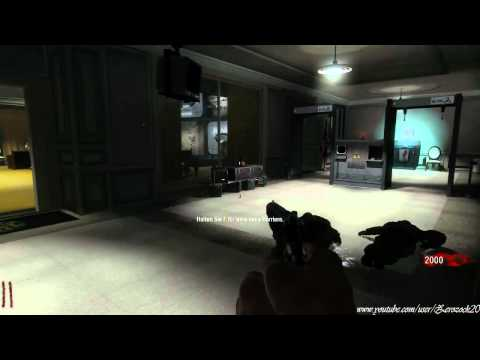 Let's Play Call Of Duty Black Ops German #01 [Zombie Modus - Five]1/2