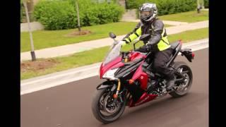 Riding the Suzuki GSX-S1000F ABS