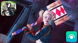 Injustice: Gods Among Us - Gameplay - Suicide Squad: Harley Quinn (iOS, Android)