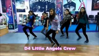 Ding Dang Dance Video Munna Michael | Choreography By D4 Dance Academy