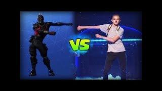 Fortnite ALL 45 emotes and dances + Their real life original references