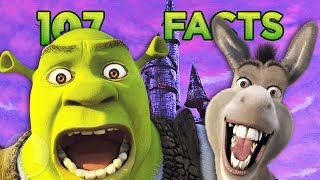 107 Shrek Facts YOU Should Know - (ToonedUp #112) @ChannelFred