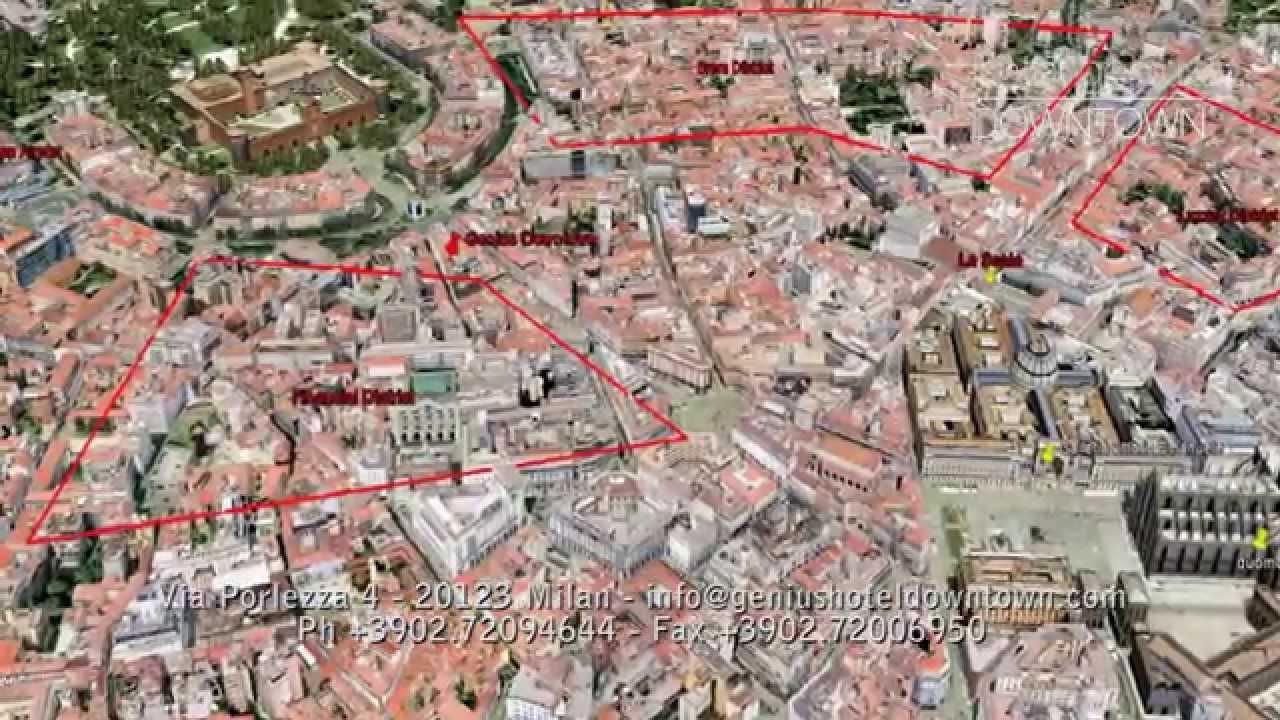 Genius Hotel Downtown Milano