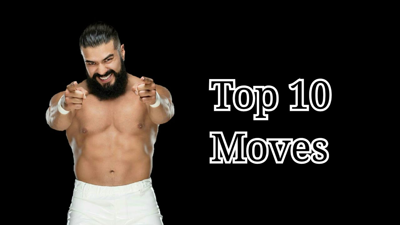 Download Top 10 Moves of Andrade