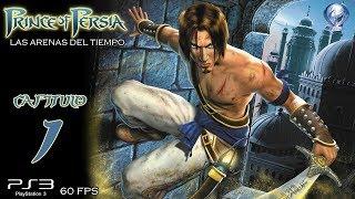 Prince of Persia Las Arenas del Tiempo (Gameplay Español, Ps3, 60 Fps) Capitulo 1
