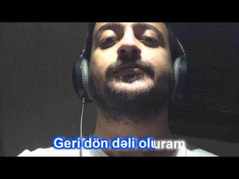 Abbas Bağırov - Geri Dön Karaoke