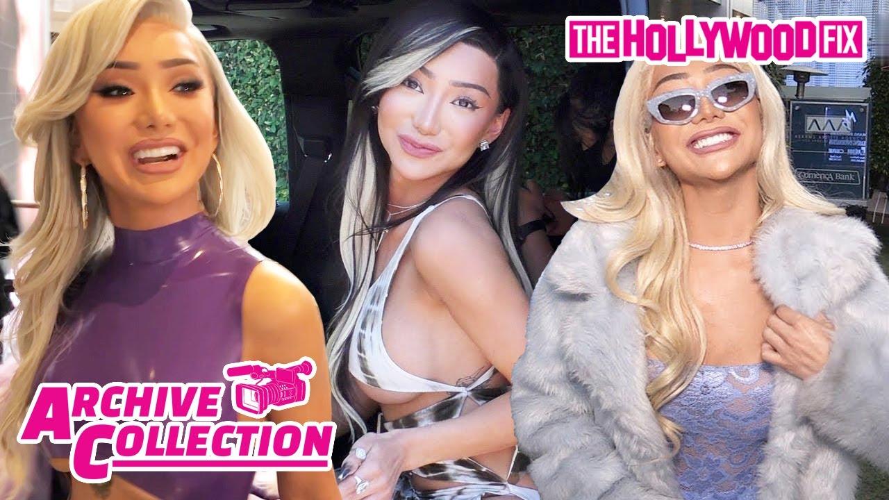 Nikita Dragun Archive Collection: The Ultimate Hollywood Fix Paparazzi Video Mega Mix 12.12.20