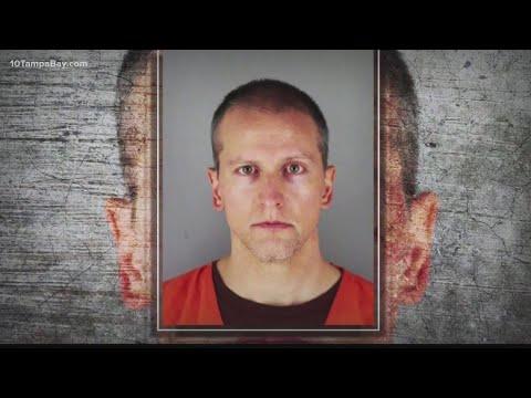 Judge dismisses 3rd-degree murder charge against Derek Chauvin ...
