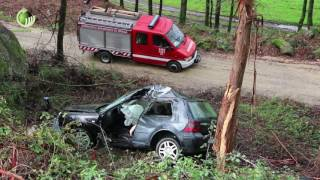 Jovem vimaranense morre em despiste de automóvel na Morreira
