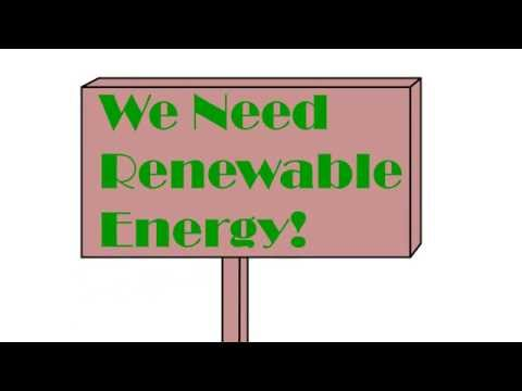 Renewable energy and why you should use it