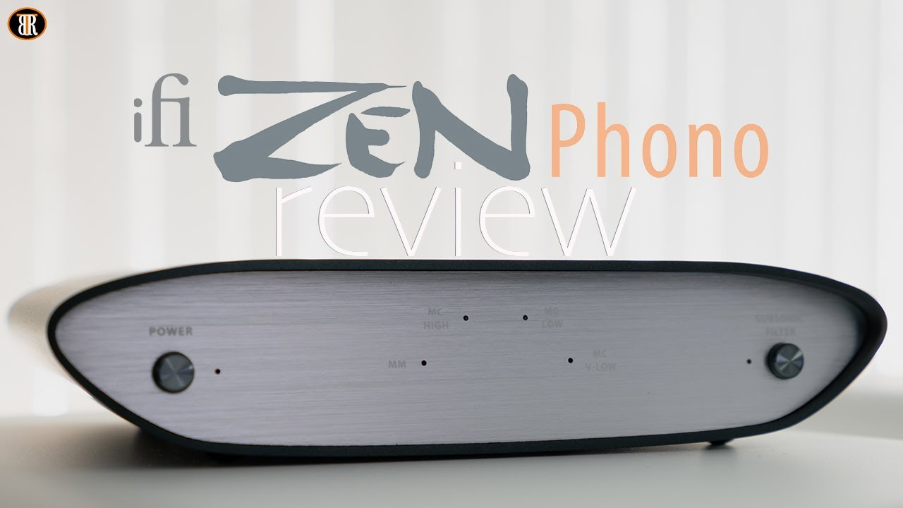 iFi Zen Phono Review, Highly Capable Phono Stage