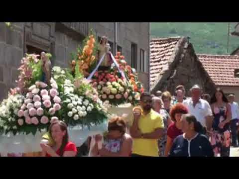 Festa de Vila da Ponte 2018 (Procissão)