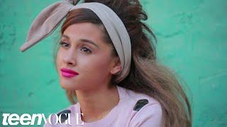 Ariana Grande's Teen Vogue Cover Shoot