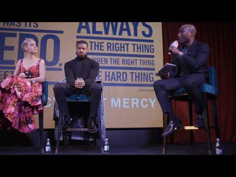 Charlamagne Tha God and the Cast of Just Mercy | CThaVlog Episode 6