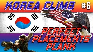 N3ac3y Korea Climb #6 - Perfect Placements Plank