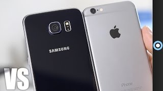 Galaxy S6 vs iPhone 6: Which Should You Get?