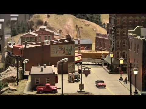 N Scale Colorado Model Railroad