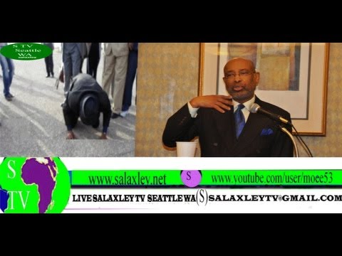 Daawo Prof. Ahmed Ismaciil Samatar BEFORE AND AFTER