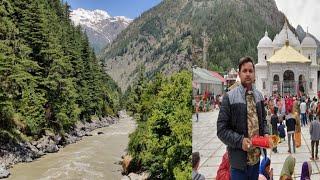 गंगोत्री यमुनोत्री धाम की यात्रा ll Pratibha cooking and lifestyle ll
