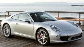 2013 Porsche 911 Carrera Start Up and Review 3.4 L Horizontally Opposed/6 Cylinder