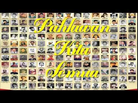 Lagu DESPACITO Versi 170 Nama PAHLAWAN NASIONAL INDONESIA