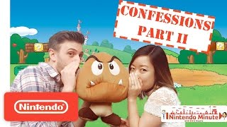 Download Gaming Confessions Part II – Nintendo Minute Mp3 and Videos