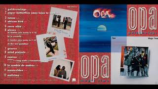Opa - Goldenwings, Magic Time (full albums)